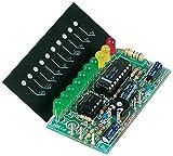 Velleman Bausatz K4304 Mono-VU-Meter 10 LED's