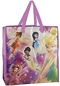 Fairies d76980 Li - Bolsa Shopping Fantasy Grande Tinker Bell