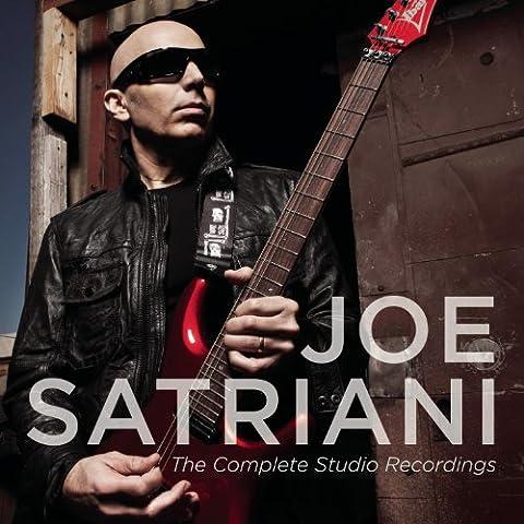 Cd Joe Satriani - Joe Satriani : The Complete Studio