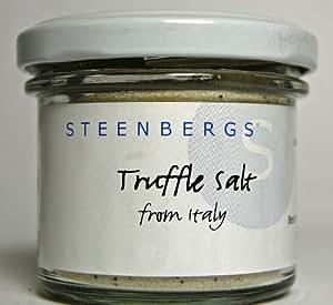 Steenbergs White Truffle Flavoured Salt - 90g e
