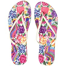 Reef Escape Lux Prints, Chanclas para Mujer