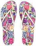 Reef Escape Lux Prints, Tongs Femme, Multicolore (Mexicana Mxn), 40 EU