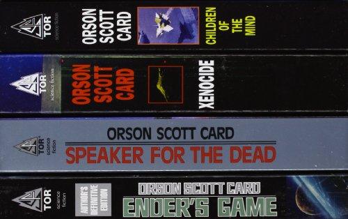 The Ender Quartet Box Set: Ender's Game, Speaker for the Dead, Xenocide, Children of the Mind