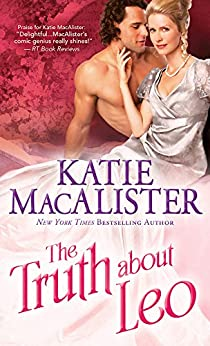 The Truth about Leo (Noble series) by [MacAlister, Katie]