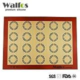 New WALOFS silicone baking mat silpat pa...
