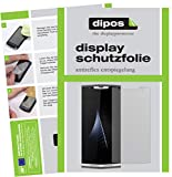 dipos I 2X Schutzfolie matt passend für Oukitel K10000 Pro Folie Bildschirmschutzfolie