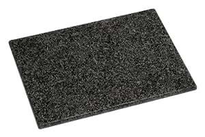 premier housewares planche d couper rectangulaire granite noir mouchet 40 x 30 cm. Black Bedroom Furniture Sets. Home Design Ideas