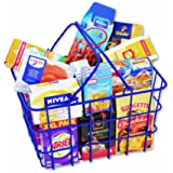 Tanner - Pretend Play Small Scale Filled Shopping Basket - Version 4050.0