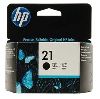 HP C9351AE 21 Cartucho de Tinta Original, 1 unidad, negro (B000A42UNQ) | Amazon price tracker / tracking, Amazon price history charts, Amazon price watches, Amazon price drop alerts