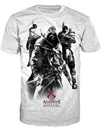 T-Shirt Assassin's Creed - Revelations [weiß, XL] [Import allemand]