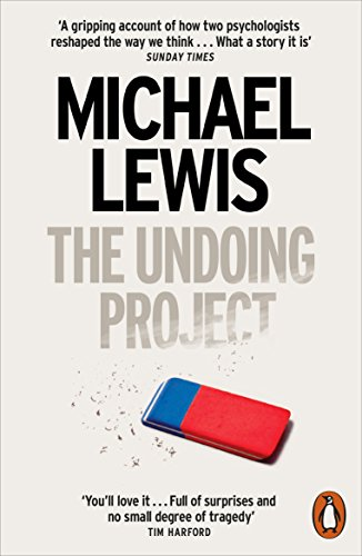 The Undoing Project por Lewis Michael