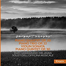 Chamber Music With Piano (2CD)