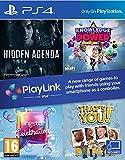 Pack Playlink : Qui Es-tu ? + Knowledge Is Power + Singstar Celebration + Hidden Agenda
