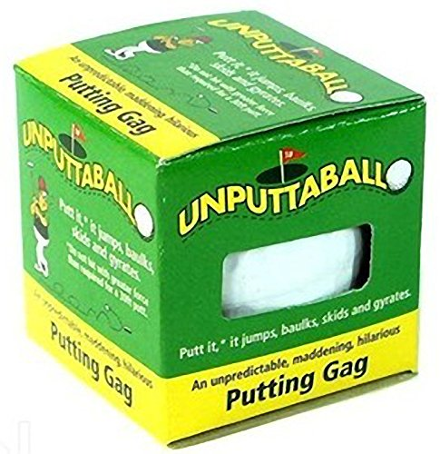 J & J Boundy Unputtaball Golf Ball for sale  Delivered anywhere in UK