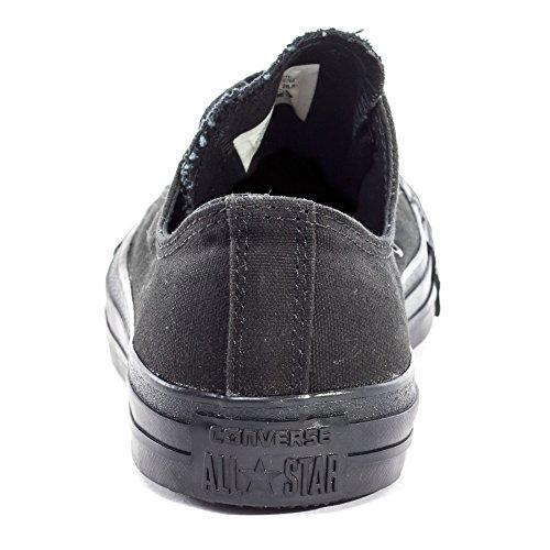 Converse Ctas Mono Ox 015490-610-8, Sneaker Unisex adulto Mono Nero