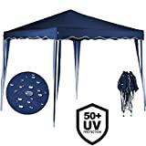 Gazebo Pop-up 3x3m Blu CAPRI