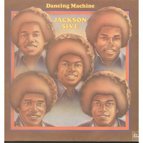 Jackson 5 Dancing Machine [VINYL ALBUM]