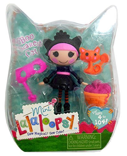oween Exclusive Boo Scaredy Cat by Lalaloopsy ()