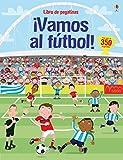 ¡vamos al futbol! (Libros De Pegatinas)