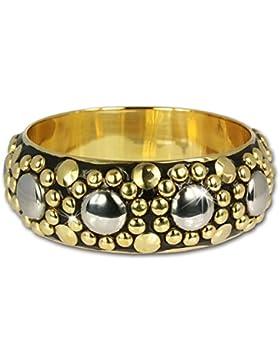 SilberDream Armreif Prunk gold/silber, Armreifen für Damen RAV230Y