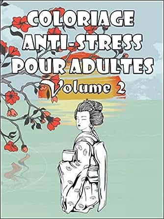 Coloriage Adulte Geisha.Coloriage Anti Stress Pour Adultes V 2 Special Geishas 40 Fabuleux Dessins A Imprimer Coloriage Pour Adultes