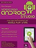 Android Studio Videocorso. Volume 8 (Italian Edition)