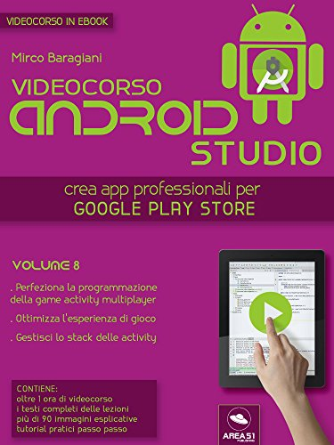Android Studio Videocorso. Volume 8 (Italian Edition) eBook: Mirco ...