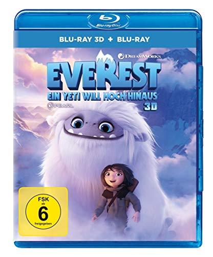 Everest - Ein Yeti will hoch hinaus  (+ Blu-ray 2D)