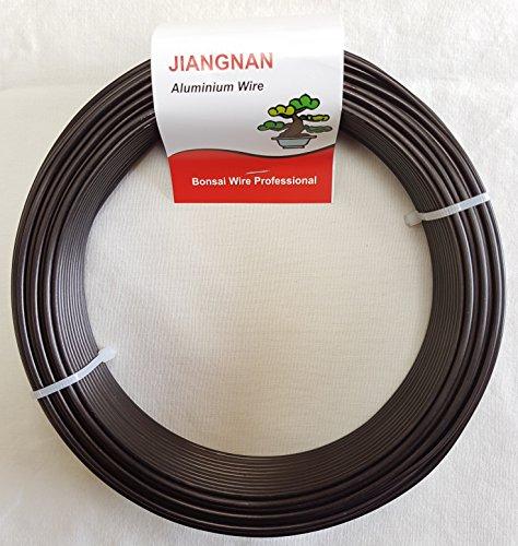 Bonsai Draht, Rolle 500g, Nr.1-4,0 mm - 4 0 Aluminium-draht