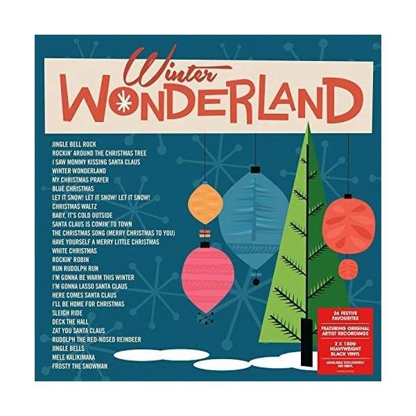 51PxQCzF05L. SS600  - Winter Wonderland [Vinyl LP]