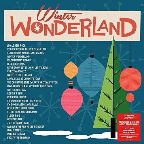 51PxQCzF05L - Winter Wonderland [Vinyl LP]