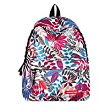HCFKJ Schultasche, Kinder Jungen Mädchen Print Outdoor Rucksack Bookbag Schultasche Travelling (B)