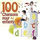 100 Chansons Pour Enfants (Coffret 4 CD)