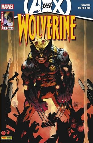 Wolverine, Tome 6 : Avengers VS X-Men par Christopher Bachalo