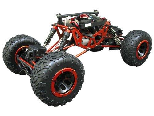 Imagen 5 de Monster Rock Crawler ME4 MK34 1:10 RTR 4WD + Gen. 6.0 + Envío gratis !! Carrocería eligible