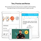 """BYJU'S Class 10 - Maths & Science Preparation - ICSE - 7"""" Tablet"""