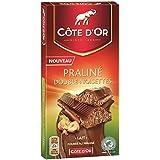Côte d'Or lait praliné double noisettes 200g Envoi Rapide Et Soignée ( Prix Par Unité )