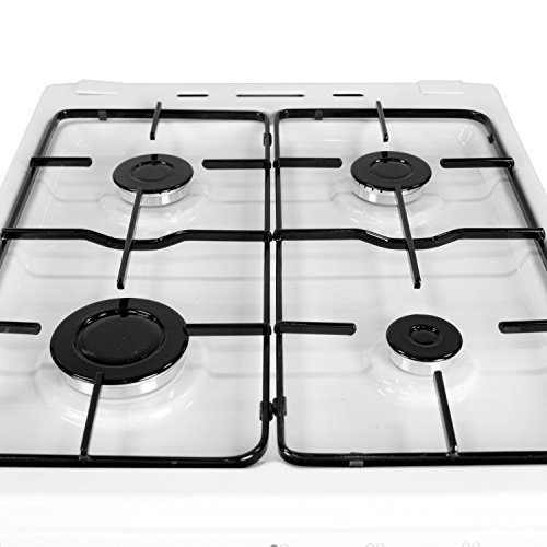 51PxTQT8a1L. SS500  - iQ 50cm Single Cavity Gas Cooker - White