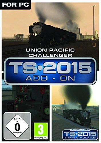 Union Pacific Challenger Loco AddOn