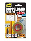 UHU 46820 Doppelband, 120 kg, 1,5 m x 19 mm