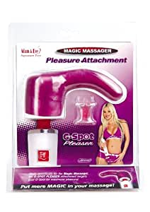 Accessoire Magic Wand Hitachi - Embout Point G Magic Massager