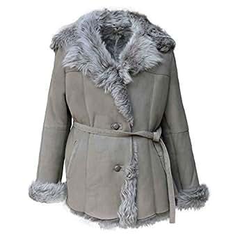 Veste en laine de mouton lola toscane taille xXL