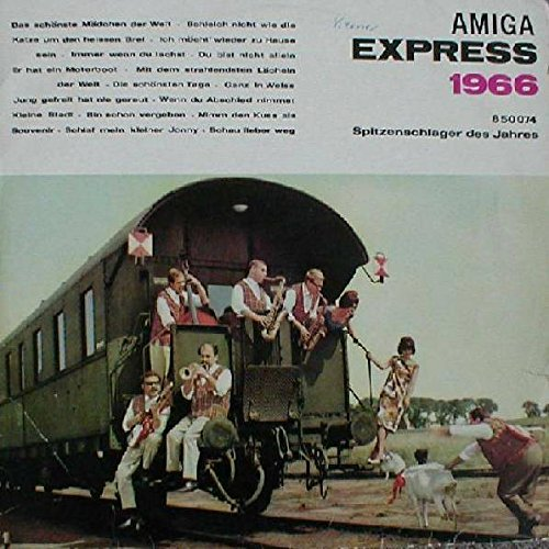 Various - AMIGA-Express 1966 - AMIGA - 8 50 074