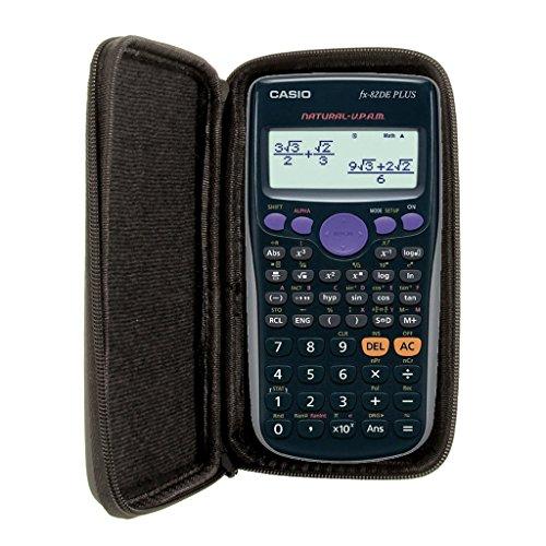 SafeCase Schutztasche für Taschenrechner von Casio, für Modell: FX 82 DE Plus
