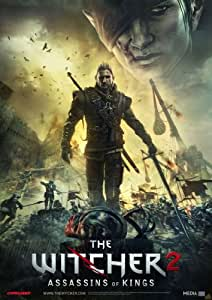 THE WITCHER 2 - US VIDEO GAME POSTER - 30CM X 43CM 360