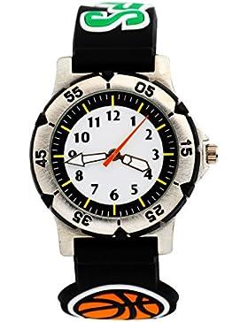 Silikon Armbanduhr Kinderuhr Ler