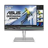 ASUS PA24AC 61,2 cm (24,1 Zoll) Monitor (WUXGA, HDMI, DisplayPort, HDR-10, 5ms Reaktionszeit) schwarz