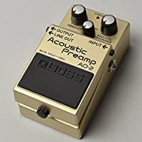 Boss AD-2 Pre-Amp für Akustikgitarre