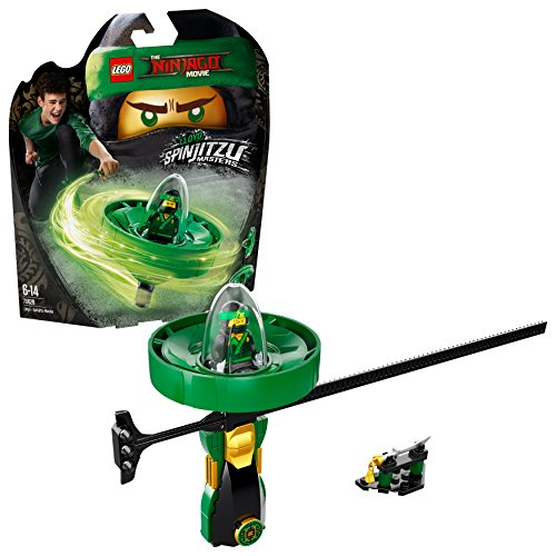LEGO The Ninjago Movie 70628 - Spinjitzu-Meister Lloyd, Cooles Kinderspielzeug (Ninjago Lloyd Lego)