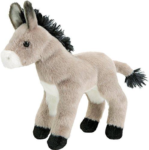 Cuddle toys - 4059,bordon, l'asino di peluche, lunghezza: 20cm